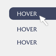 CSS3 Border Radius for Hover States