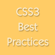 CSS3 Best Practices